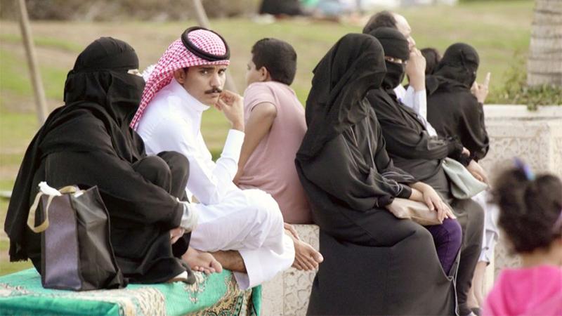 Die heimliche Revolution - Frauen in Saudi-Arabien