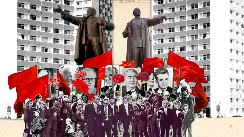 Farewell Comrades